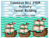 Columbus Day STEM-Vessel Building