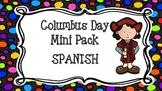 Columbus Day Spanish Dia de Cristobal Colon