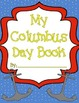 Columbus Day Student Creative Writing Book