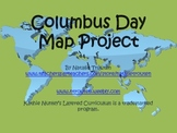 Columbus Day Map Project