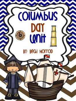 Columbus Day Unit