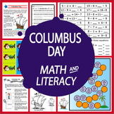 Columbus Day National Holidays Unit – Christopher Columbus Activities + Lesson