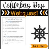 Columbus Day Webquest