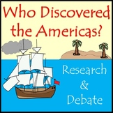 Columbus Day: Who Discovered America Debate