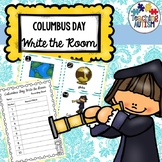 Christopher Columbus Day Write the Room
