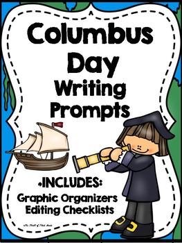 Columbus Day Writing