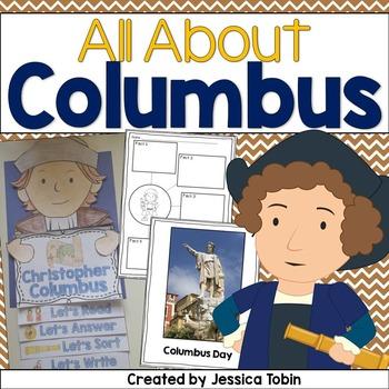 Columbus Day Unit