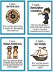 Columbus History Activity - I Have, Who Has?
