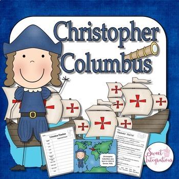 CHRISTOPHER COLUMBUS - Biography, Timeline, and Slideshow