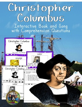 Columbus Interactive Book and Song