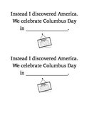 Columbus Make a Book