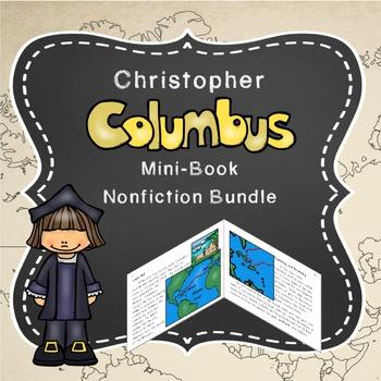 Columbus Mini-Book Nonfiction Bundle