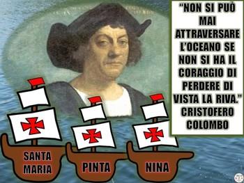 Columbus Poster