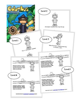 Columbus: Printable Booklets and More!