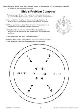Columbus' Problem Compass