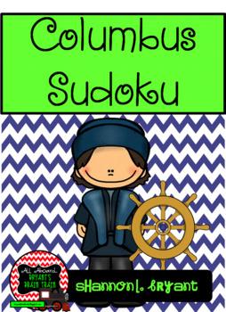 Columbus Sudoku Puzzle Bundle