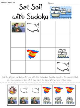 Columbus Sudoku Puzzles