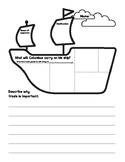 Columbus Trade Worksheet