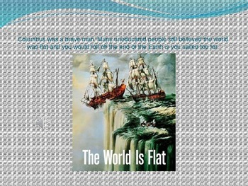 *Columbus' Voyage to the New World ~ A Fun and Exciting Look