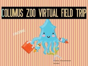 Columbus Zoo Virtual Tour Project