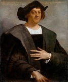 Columbus arrives to the Americas