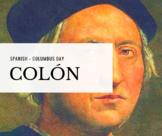 Columbus day - Spanish