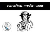 Columbus - meme
