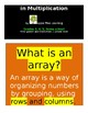 Columns and Rows--Arrays
