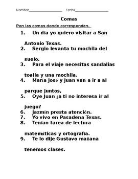 Comas (Test)