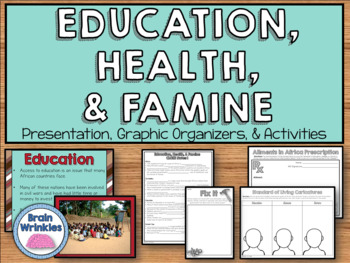 Africa: Education, Health, and Famine (SS7CG2)