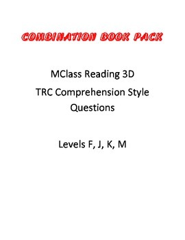 Combination Book Pack