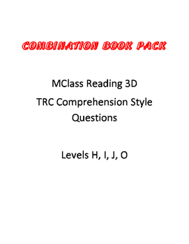 Combination Book Pack 2