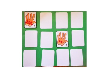 Combination Concentration Card Game & Booklets