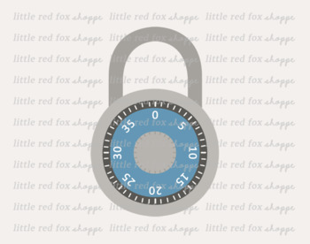 6c3ab0f77f14 Combination Lock Clipart; Master Lock, Padlock, Key, Safety