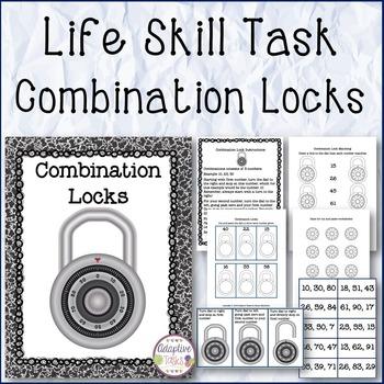 LIKE SKILL TASK Combination Locks