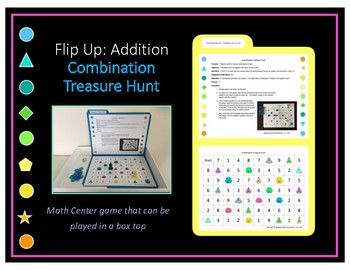Combination Treasure Hunt