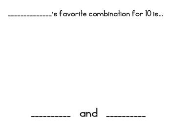 Combinations of 10 Book