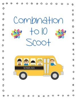 Combinations of 10 Scoot