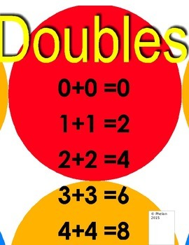Combinations of 10 and Doubles