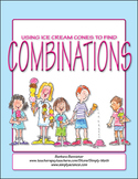 Combinations using Ice Cream Cones