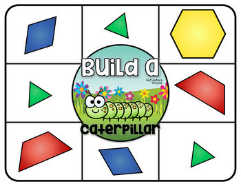 Combine 2D Shapes - Build a Hexagon