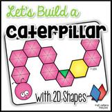 Combine 2D Shapes - Build a Hexagon