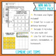 Combine Like Terms Math Activities Google Slides and Printable