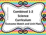 Combined 1-2  Science  - Saskatchewan Curriculum