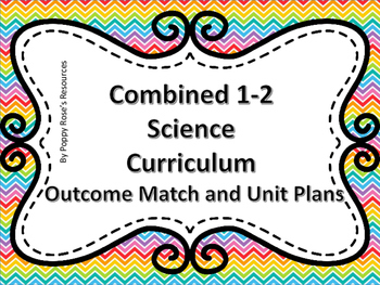 Combined 1-2  Science  - Saskatchewan Curriculum