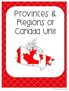 Combined 4 and 5 Canada's Provinces and Government Units