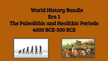 Paleolithic Era Time Period