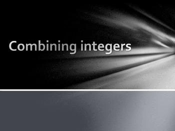 Combing Integers