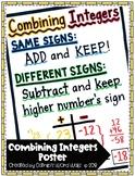 Combining Integers