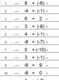 Combining Integers - Infinitely many handouts